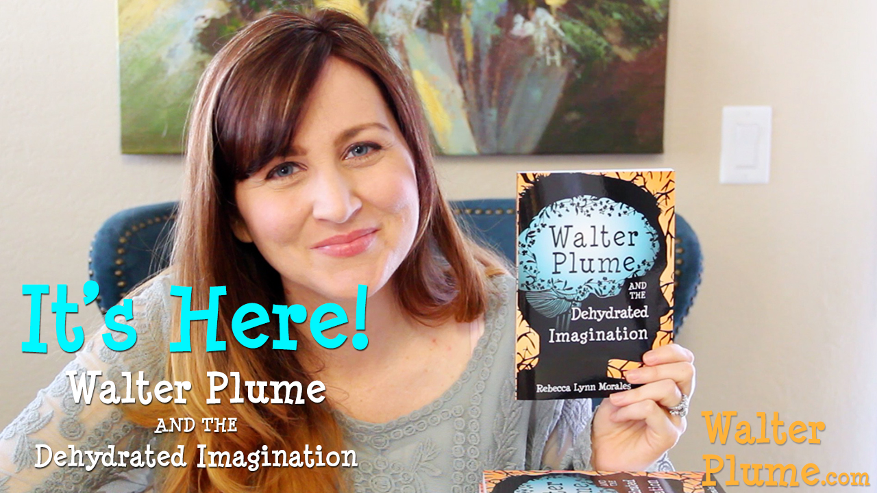 Walter Plume is here